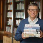Bill Gates - A Passionate Book Reader