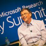 Bill Gates at Summit