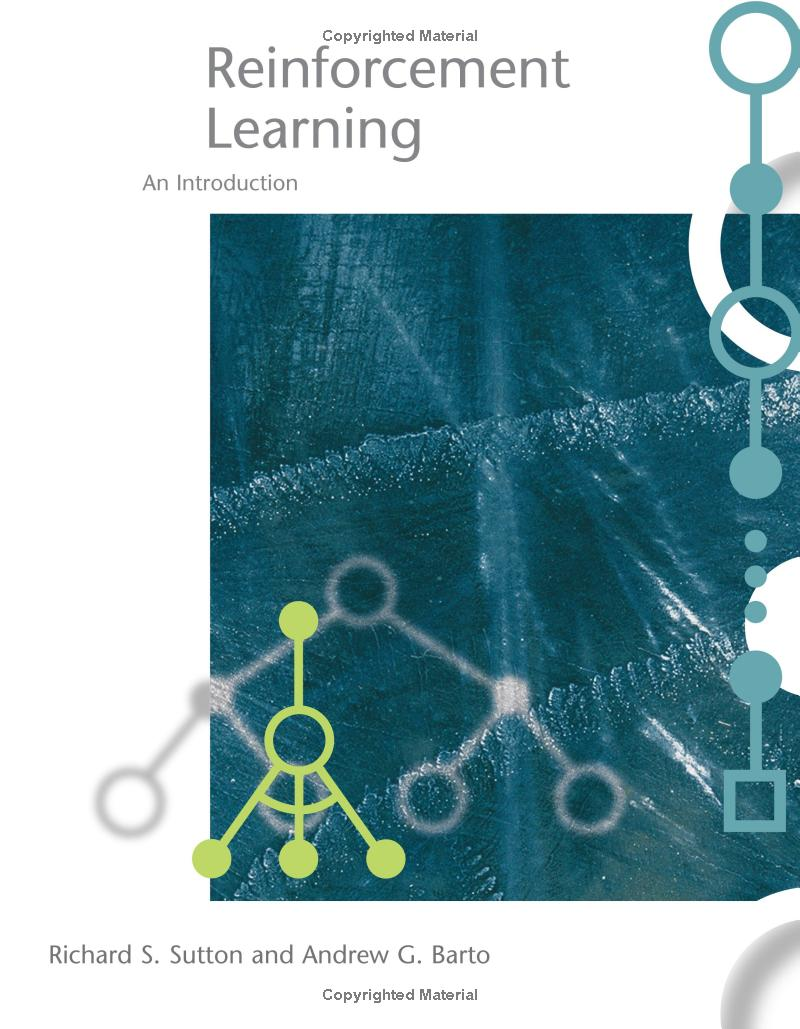 Reinforcement Learning An Introduction Second Edition