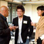 Kamran_Elahian,_Steve_Chen,_and_Jamie_Chen